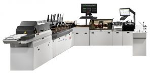 Pitney Bowes FPS Mailing System